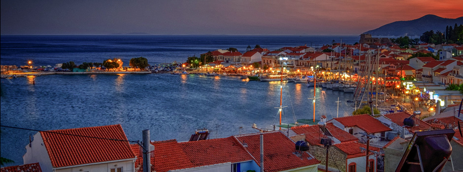 Cruise to The Dodecanese Island of Samos for adventure sports and paradise beaches